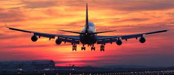 انخفاض حركة الطيران
