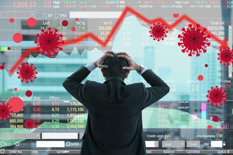 تأثير انتشار فيروس كورونا على الاقتصاد العالمي - تعبيرية