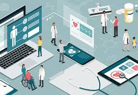 الرعاية الصحية الالكترونية