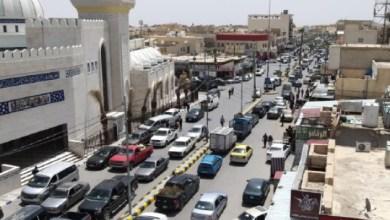 "Photo of سرفيس ""النقل الداخلي"" بمعان: خطوط مرخصة بلا حافلات"
