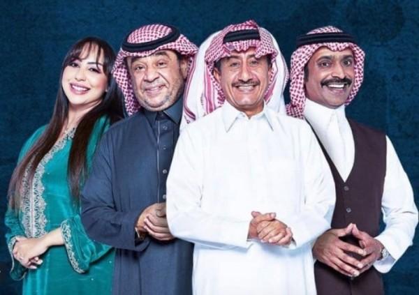 الممثلين المشاركين في مسلسل مخرج 7
