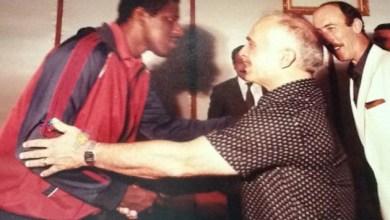 Photo of تايلور يسرد حكاية الذهبية الأولى للأردن بكرة السلة من أجل الوطن والمجد
