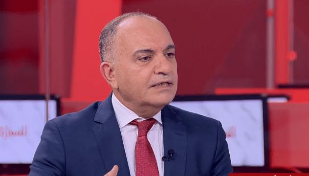 وزير الدولة لشؤون الإعلام السابق أمجد عودة العضايلة