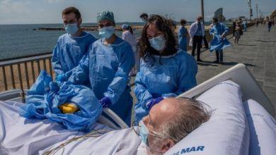 """Photo of الإغلاق """"أنقذ حياة الملايين في أوروبا.. لكن الوباء لا يزال في بدايته"""""""