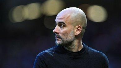 """Photo of غوارديولا يؤكد تكريم مانشستر سيتي بـ """"حرس شرف"""" للبطل ليفربول"""