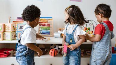 يمكن للأطفال الذين لا تتجاوز أعمارهم الـ3 أعوام التمييز بين الوجوه بحسب اللون