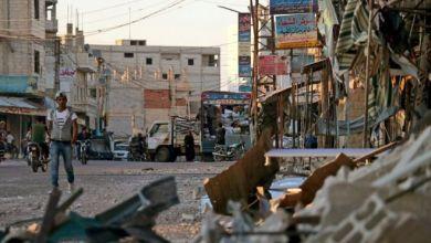 اندلعت احتجاجات على الوضع الاقتصادي في درعا ومدينة السويداء القريبة على مدى الأسابيع الستة الماضية