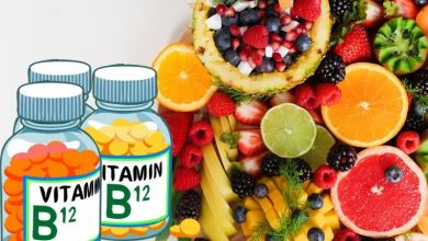 Photo of أعراض شائعة ترتبط بنقص فيتامين B12!