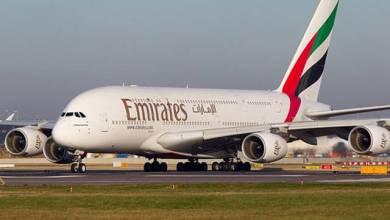 "Photo of ""طيران الإمارات"" ستغطي تكاليف علاج كورونا لزبائنها حال تشخيصهم أثناء سفرهم"