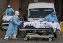 1401 وفاة و 40261 إصابة جديدة بكورونا في بريطانيا