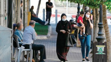 Photo of 4 وفيات و330 إصابة جديدة بكورونا في فلسطين