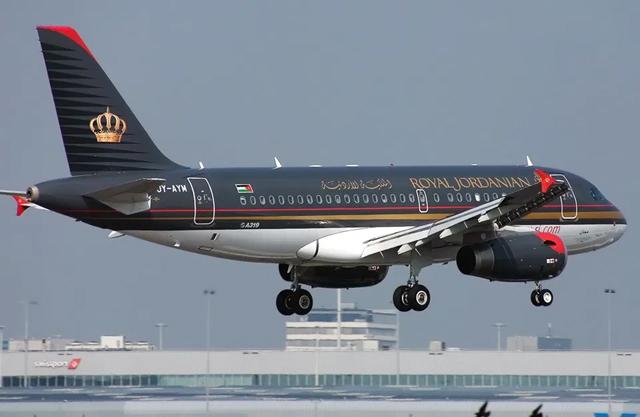 طائرة تابعة للخطوط الجوية الملكية