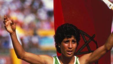 Photo of الأولمبياد: بطلات عربيات رفعن أعلام بلدانهن