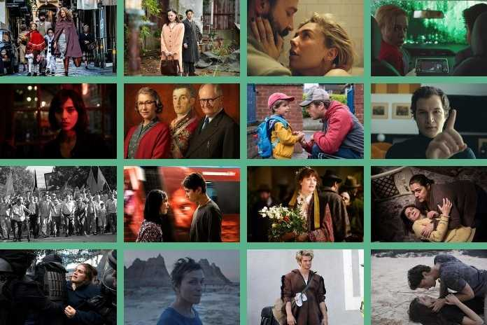 الافلام 18المشاركة في المهرجان