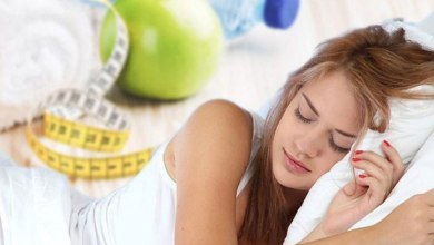 "Photo of إبطاء نشاط الدماغ أثناء مرحلة النوم ""الحلم"" يمكن أن ينقص الوزن"