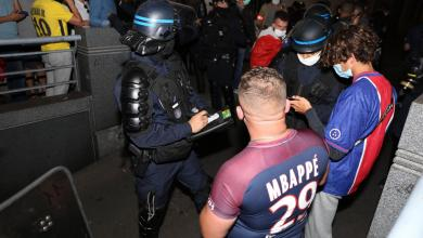 Photo of توقيف 148 شخصا بباريس جراء أعمال شغب رافقت نهائي الأبطال