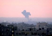 Photo of طائرات الاحتلال تقصف أراضي جنوب قطاع غزة