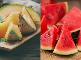 البطيخ والشمام