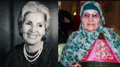 Photo of رحيل أيقونة المسرح الجزائري نورية قزدرلي عن 99 عاما