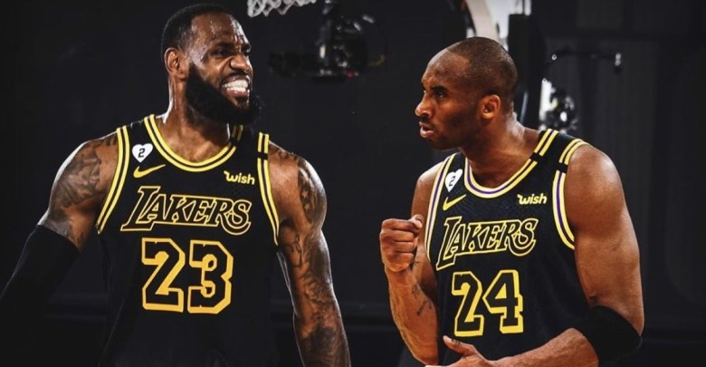"Photo of ""بلاك مامبا"" يُلهم ليكرز و""الملك"" جيمس في نهائي ""NBA"""