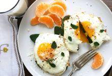 وجبة فطور صحية
