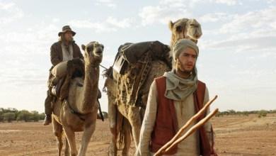 أحمد مالك في مشهد من فيلمه