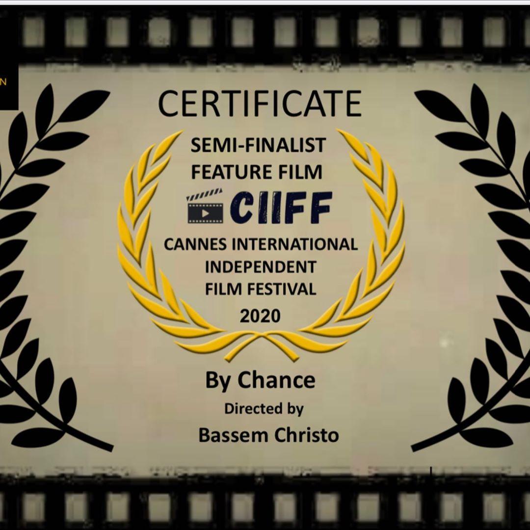 كارول سماحة تحتفل بنجاح تجربتها السينمائية الأولى بالصدفة