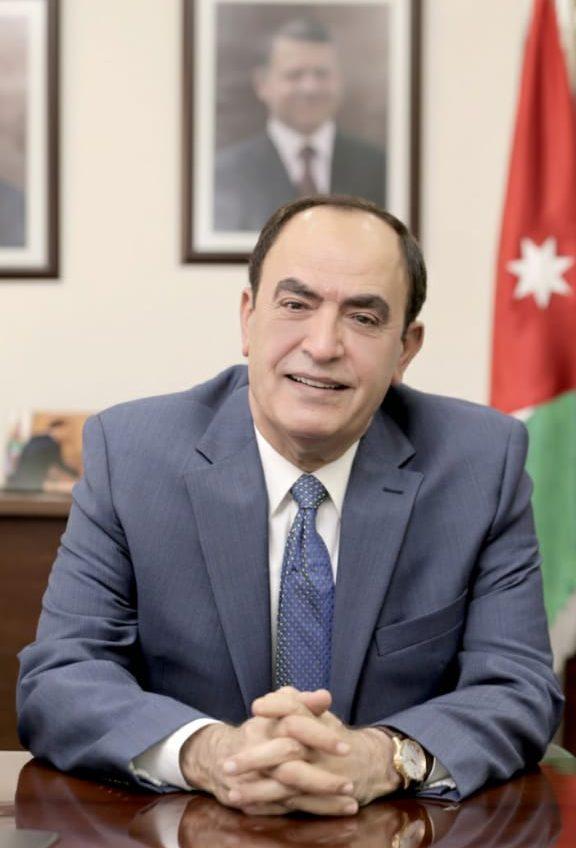 رئيس مجلس إدارة شركة البوتاس العربية، جمال الصرايرة