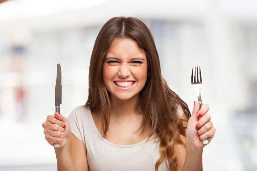 الشعور بالجوع