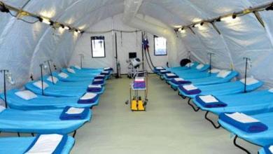 Photo of معان: البدء بإنشاء مستشفى ميداني لإصابات كورونا