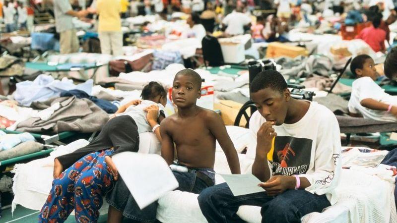 تشير أبحاث إلى أن بعض الناس لا يزالون يعانون من مشاكل نفسية بسبب الدمار الذي خلفه إعصار كاترينا منذ خمس سنوات