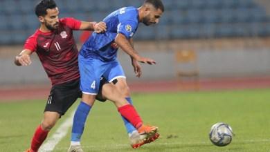 Photo of الجزيرة يتعادل مع سحاب في دوري المحترفين