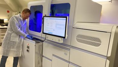 Photo of الأردن يتسلم جهاز (PCR) متطور يفحص 1300 عينة كورونا خلال 24 ساعة
