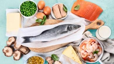 Photo of أطعمة غنية بفيتامين (د) يمكنها منع حالة النقص الحاد في الجسم