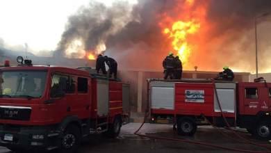 Photo of مصر: حريق في مستشفى يودي بحياة 7 مصابين بكورونا