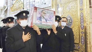 "Photo of محسن فخري زاده.. حياة غامضة وعمل ""سري"" مكشوف"
