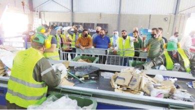 Photo of بلدية جرش تتوسع بمشروع فرز  النفايات بعد نجاح المرحلة الأولى