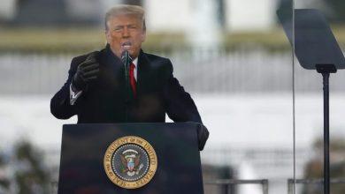 Photo of ترامب يواجه إجراء عزل للمرة الثانية وأجواء متوترة في واشنطن