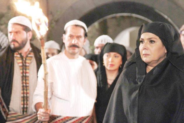 الخط السياسي يدخل على المسار الدرامي في ﺑﺎب اﻟﺣﺎرة 9 Alghad