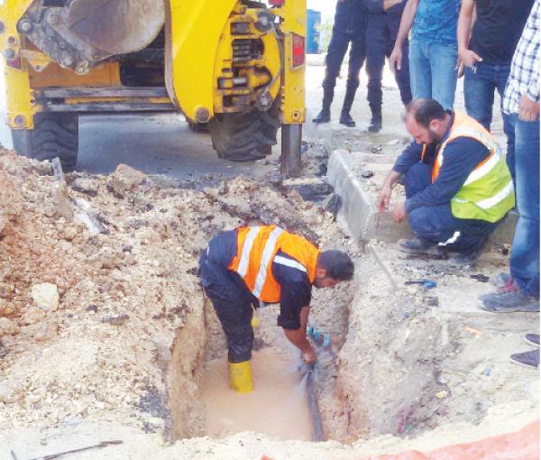 """بدء استقبال شكاوى المياه والصرف الصحي عبر """"الواتس أب"""" - Alghad"""