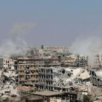 لماذا تتعرض حلب للإبادة الوحشية من جانب نظام بشار الرافضي المجوسي وروسيا الصليبية الأرثوذكسية