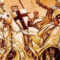 الحروب الصليبية ليست ثمان ... انها مثل أمواج البحر