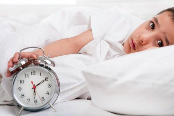اضطرابات النوم عند الاطفال (1)