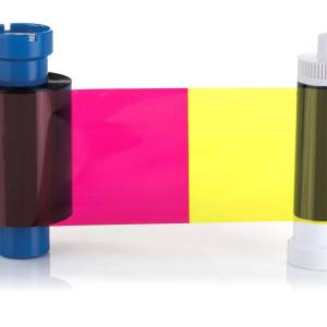 Magicard MA250YMCKOK Colour Ribbon (250 Prints)