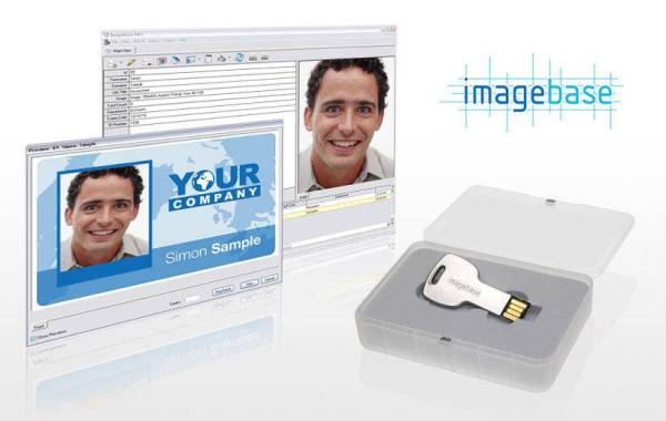 ImageBase Lite ID Card Design Software