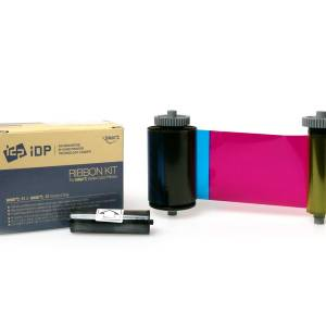 IDP Smart-51 & 31 YMCKO Full Colour Ribbon