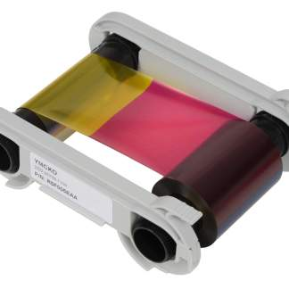 Evolis R5F008EAA YMCKO Colour Ribbon