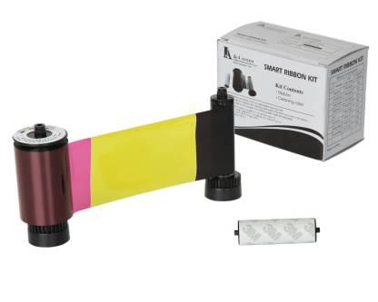 IDP Smart 650634 YMCKO Colour Ribbon (250 Prints)