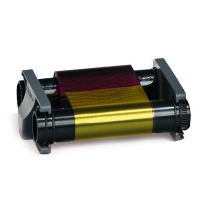 Evolis Badgy YMCKO 100 Image Printer Ribbon