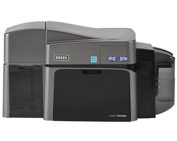 Fargo DTC1250e ID Card Printer - Dual Sided